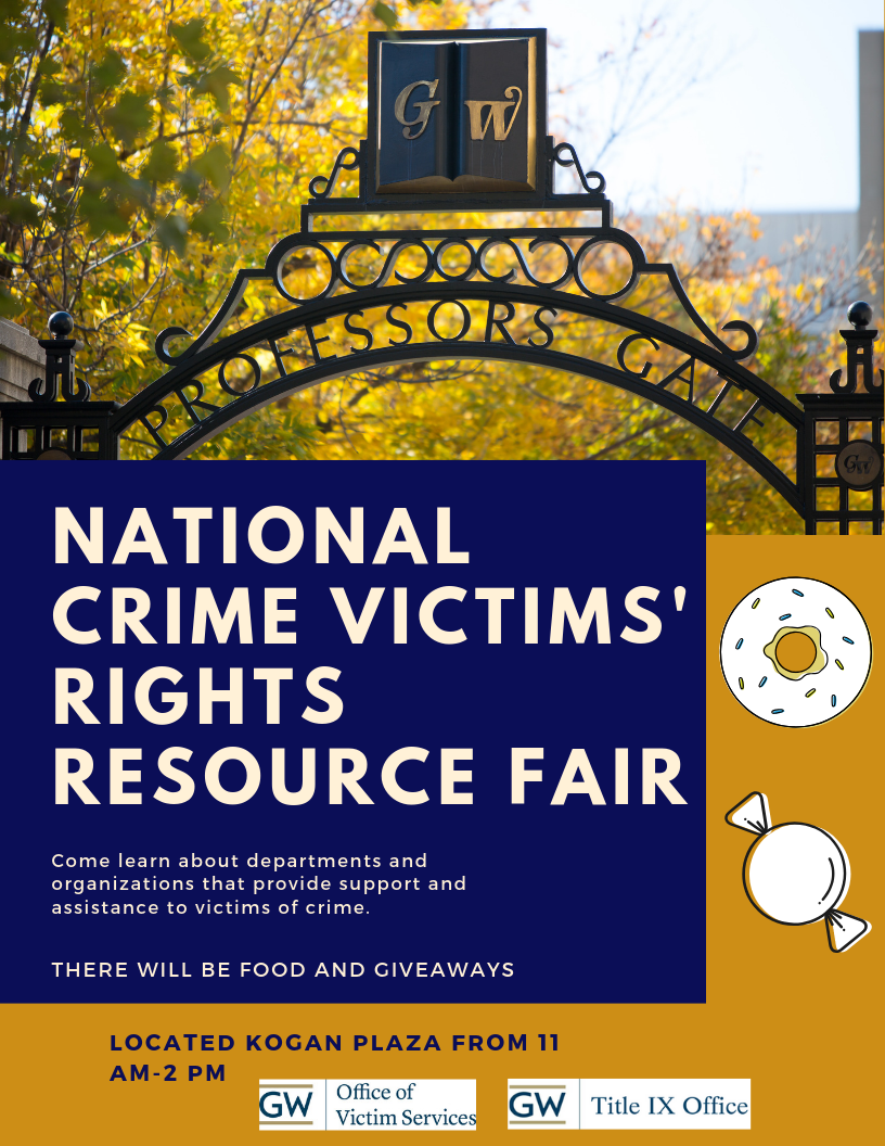National Crime Victims' Rights Resource Fair