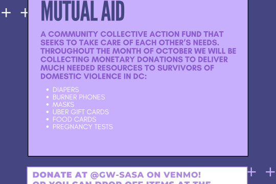 Mutual Aid Project